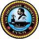 USS Theodore Roosevelt crest