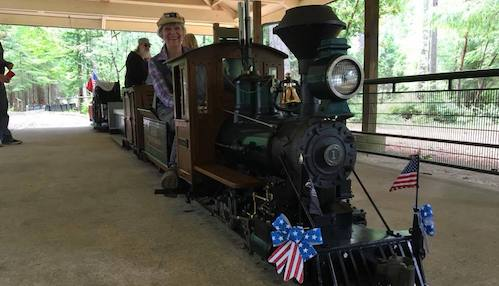 Kitsap Steamer Train