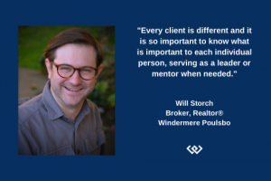 Will Storch Realtor Quote
